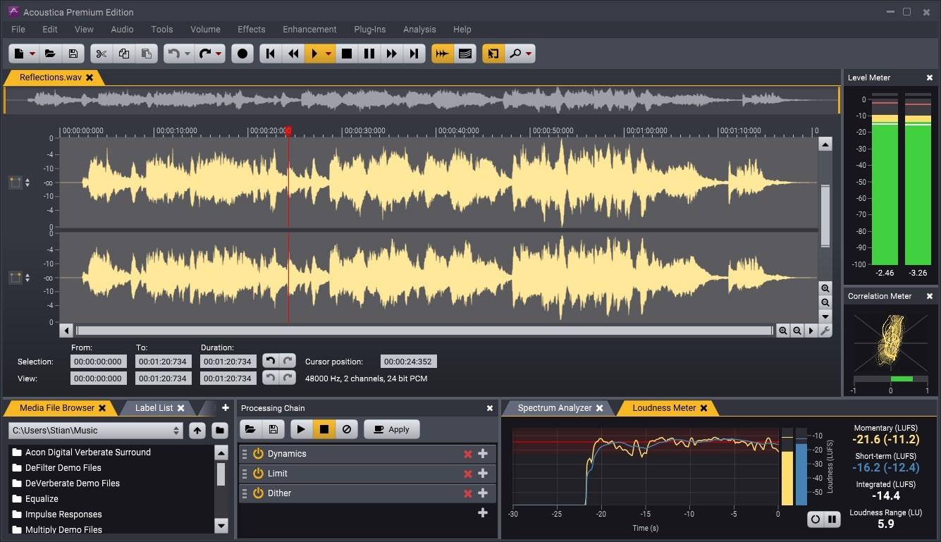 Acoustica Premium full crack torrent