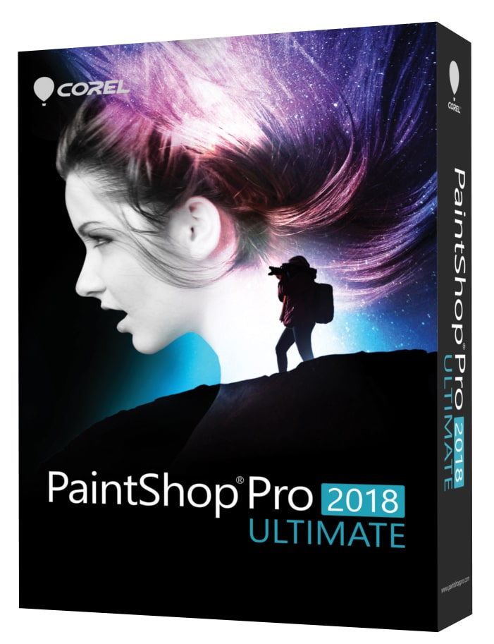 Corel PaintShop PRO 2018 Ultimate incl Crack + Content torrent