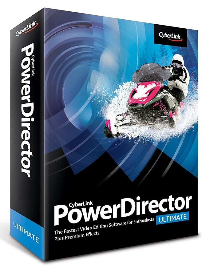CyberLink PowerDirector crack download torrent