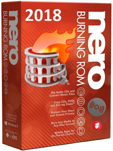 Nero Burning Rom 2018 19.0.00400 torrent download