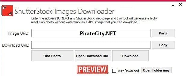 ShutterStock Images Downloader for free