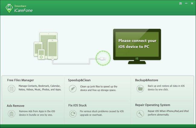 Tenorshare iCareFone full crack download