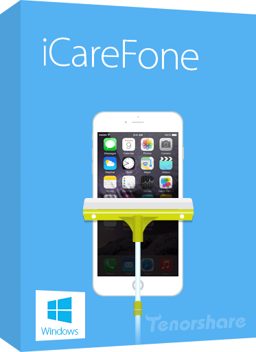 Tenorshare iCareFone serial number for license activation