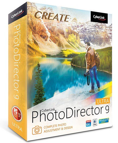 Download CyberLink PhotoDirector Ultra 9 torrent