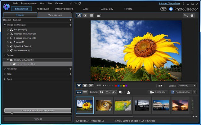 PhotoDirector crack download latest edition