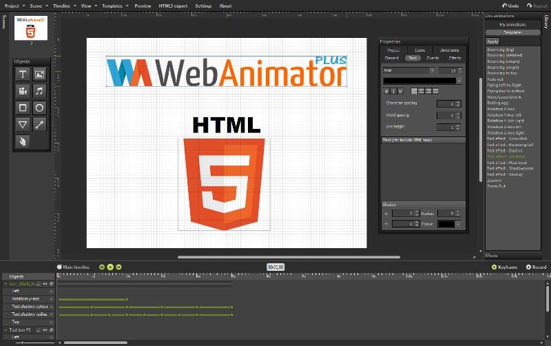WebAnimator Plus activation key