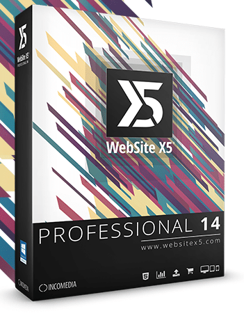 incomedia WebSite X5 Professional Crack