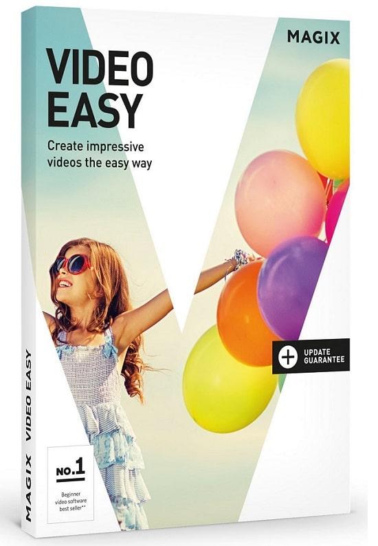 MAGIX Video Easy Crack