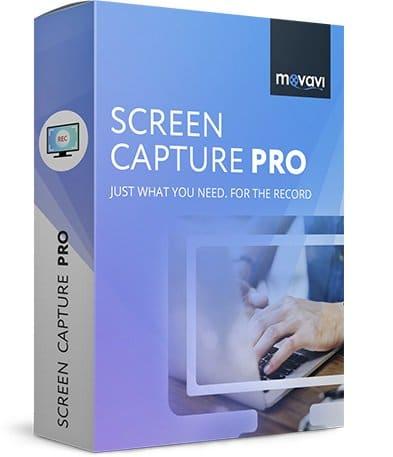 Movavi Screen Capture Pro crack