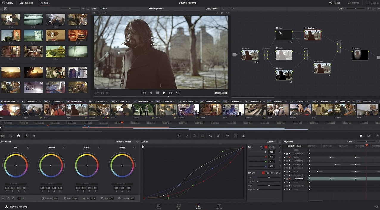 Blackmagic Design Davinci Resolve Crack torrent