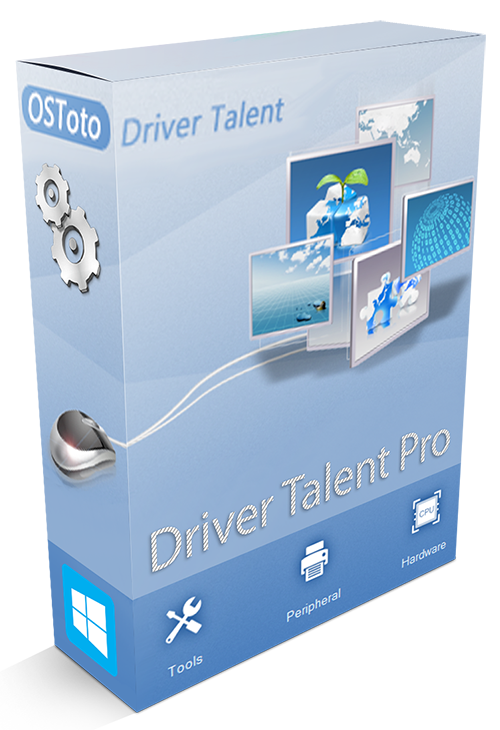 OSToto Driver Talent full crack download