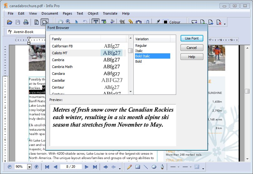 Infix PDF Editor full crack download