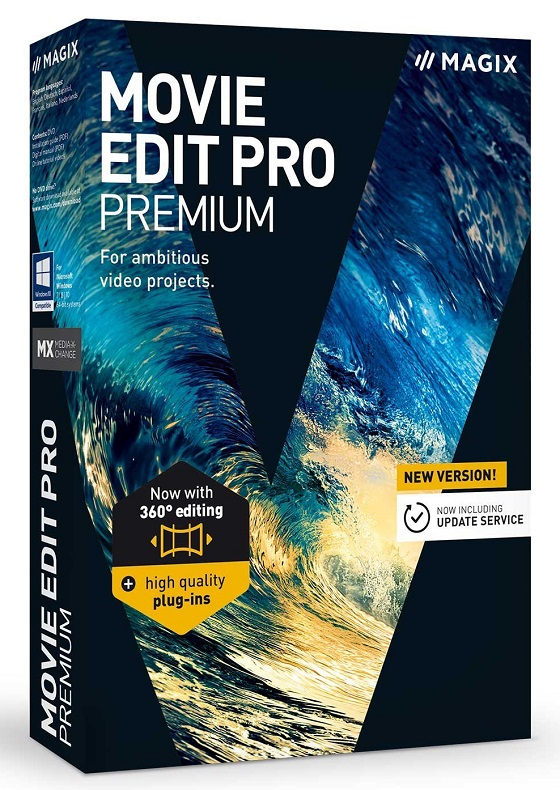 MAGIX Movie Edit Pro Premium 2018 full version free download