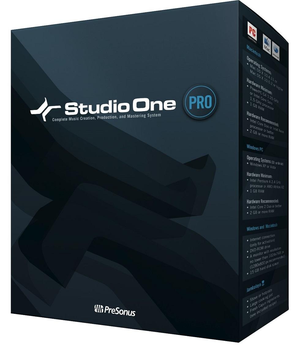 download studio one 2 crack
