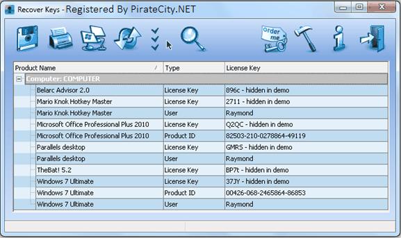 Recover Keys Enterprise 10 full Crack + Portable torrent