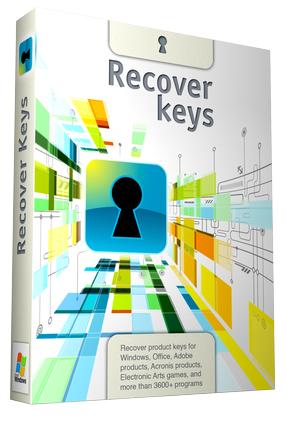 Recover Keys Enterprise crack download