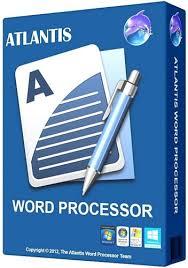 Atlantis Word Processor Crack & serial key free download