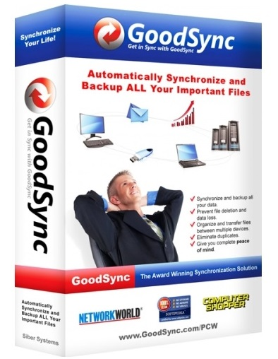 GoodSync 10.8 Enterprise Crack