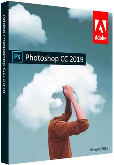 Adobe Photoshop CC 2019 v20 crack