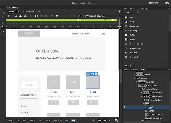 Adobe Dreamweaver CC 2019 v19.0 torrent download