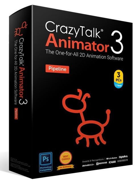 CrazyTalk Animator Pipeline Download Crack for Windows