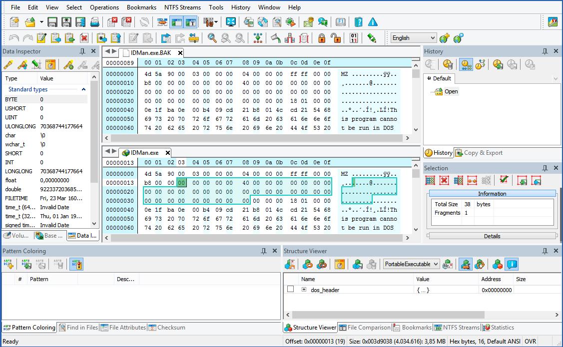 Hex Editor Neo 6.44 full version torrent