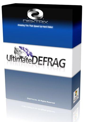 DiskTrix UltimateDefrag 6.0 With Crack