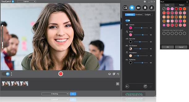 CyberLink YouCam Deluxe 9.0 free download for PC