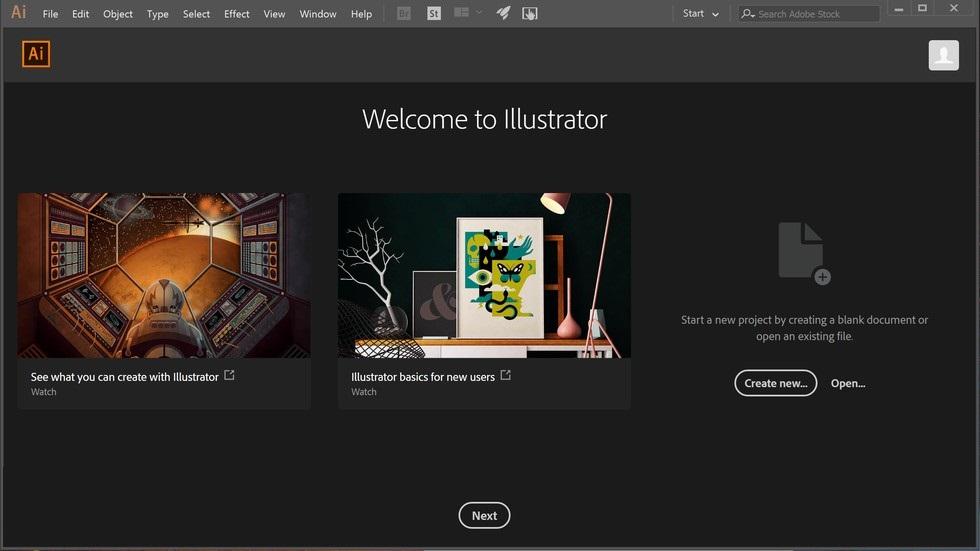 Adobe Illustrator 2020 v24.1.1 free download
