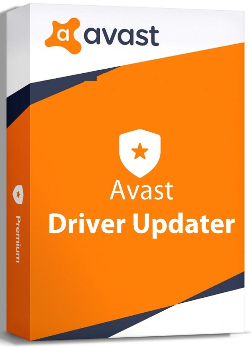 Avast Driver Updater key for license registration