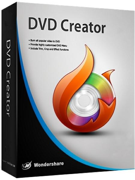 Wondershare DVD Creator crack download torrent