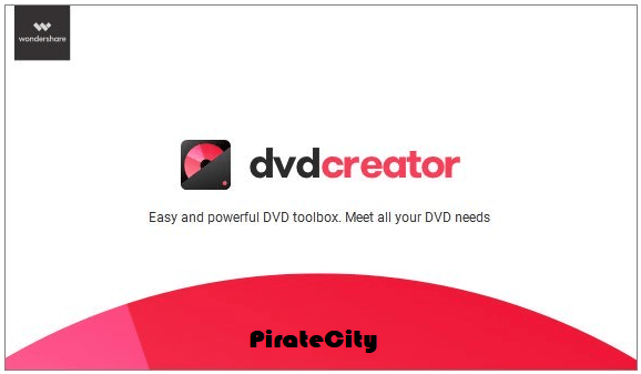 Wondershare DVD Creator crack free download