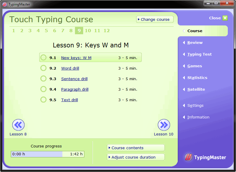 Typing Master 10 serial key for free license activation