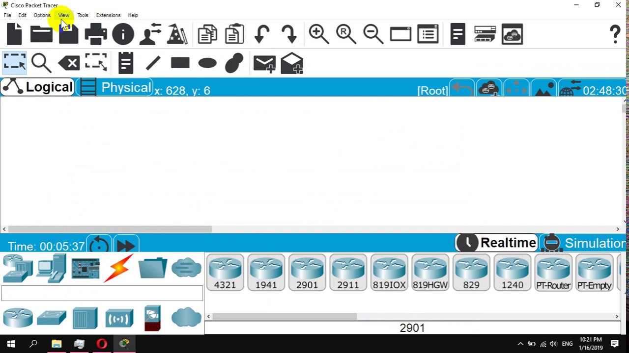 Cisco Packet Tracer 7.3.0 With Crack [LATEST Edition]